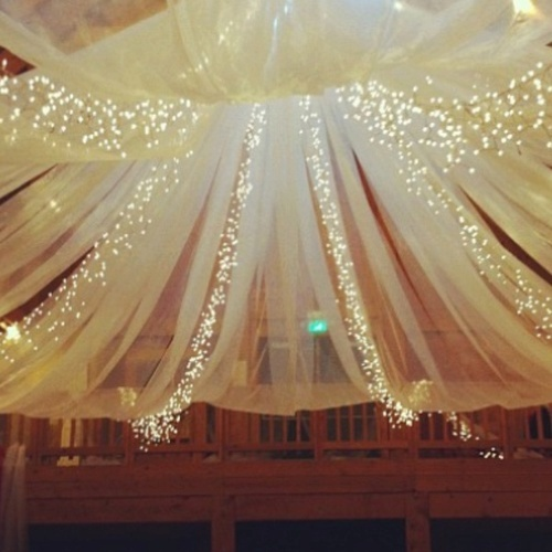 15 Outdoor Wedding Ideas That Are Totally Genius: Wedding Canopy